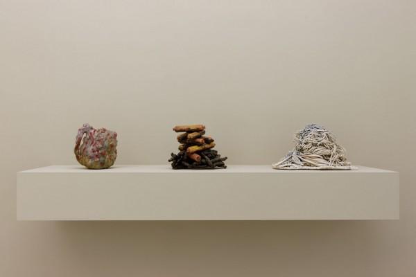 3 sculptures
